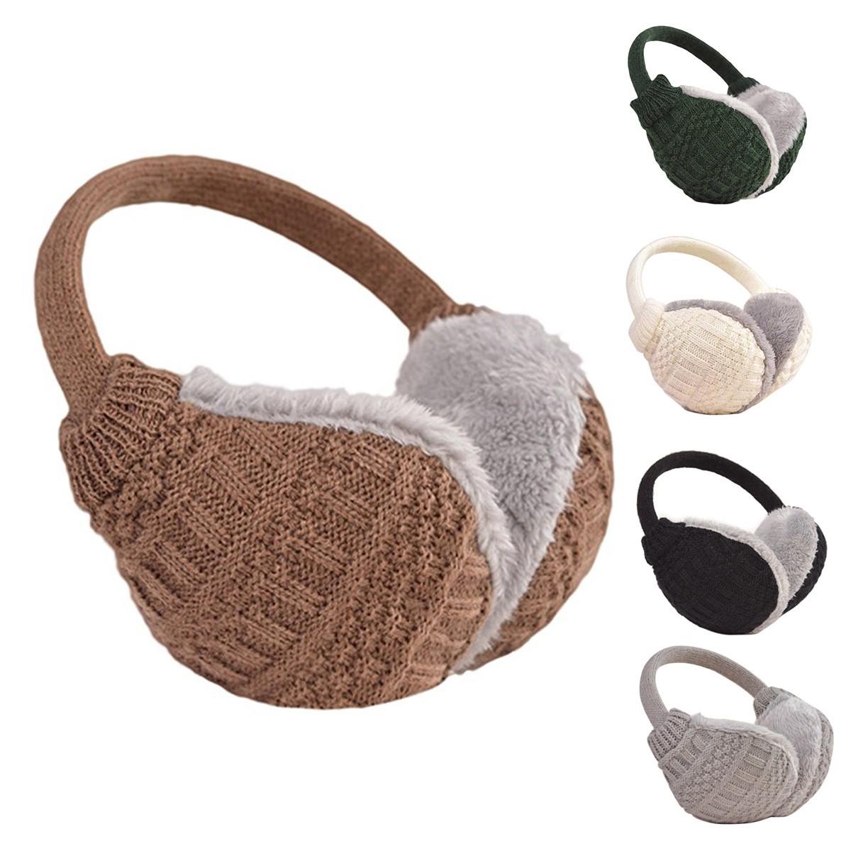 winter earmuffs for women warm unisex ear muffs winter ear. Black Bedroom Furniture Sets. Home Design Ideas