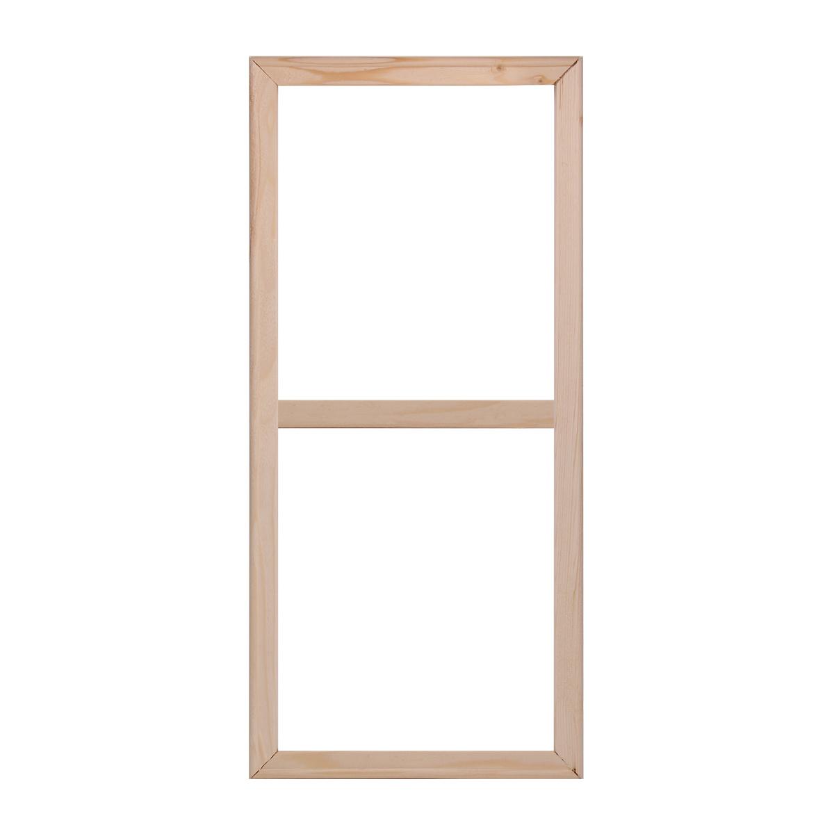 unstretched canvas prints wood frame diy picture photo frames 35 75cm ebay. Black Bedroom Furniture Sets. Home Design Ideas