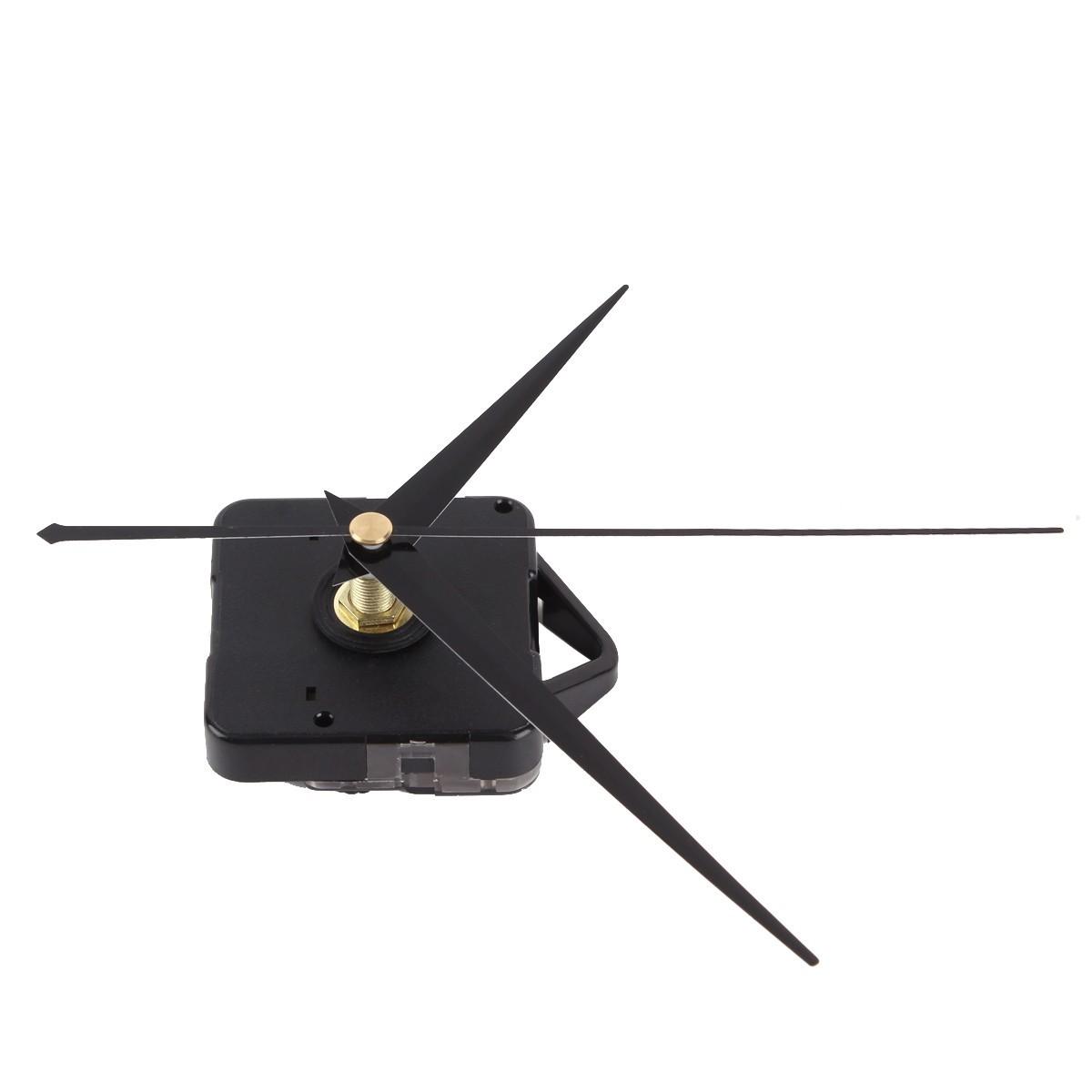 silent mechanism quartz wall clock movement diy repair