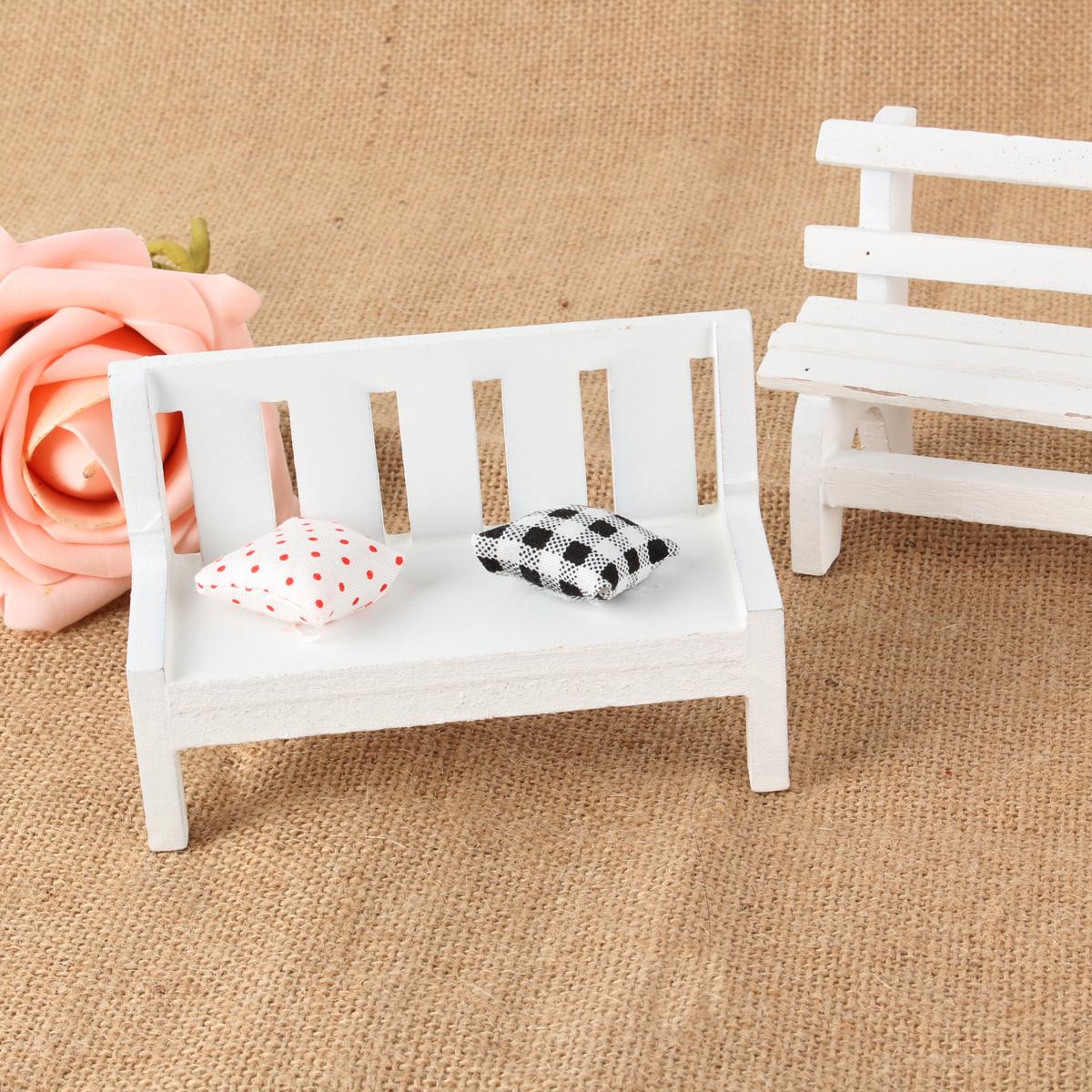 mini liegestuhl stuhl gartenm bel deckstuhl puppenhaus zubeh r chair bench ebay. Black Bedroom Furniture Sets. Home Design Ideas