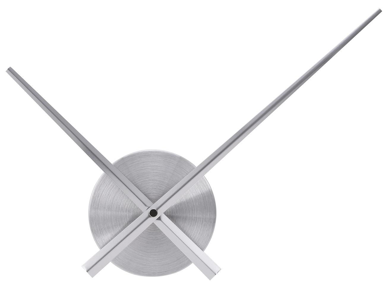 Wanduhr uhrzeiger uhrwerk mit zeiger ersatz metall simple time werkzeug silber ebay - Zeiger wanduhr ...