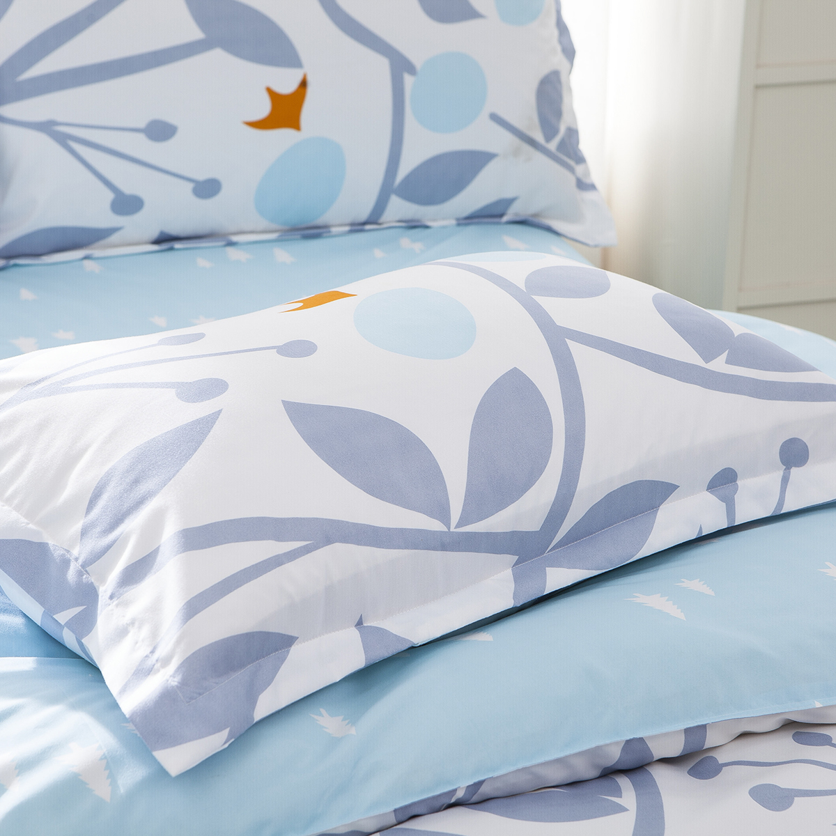 3 piece set bedspread coverlet pillow shams twin queen for King shams on queen bed